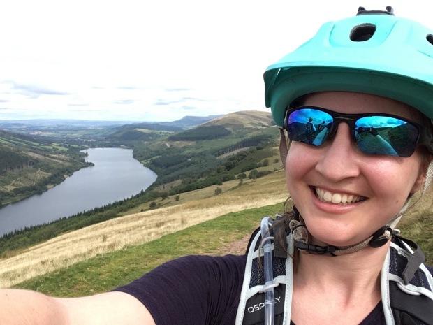 Brecon Beacons selfie